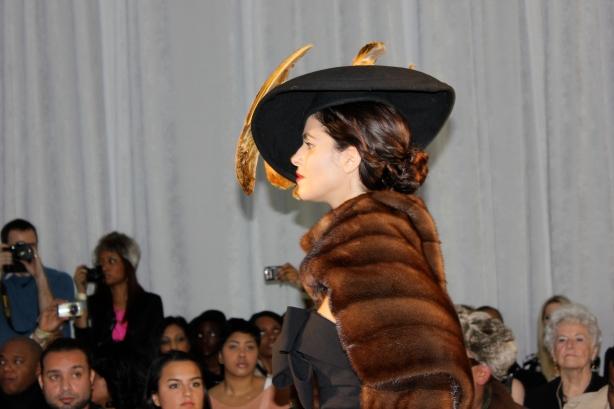 NY Fashion Week Fall 2012 3