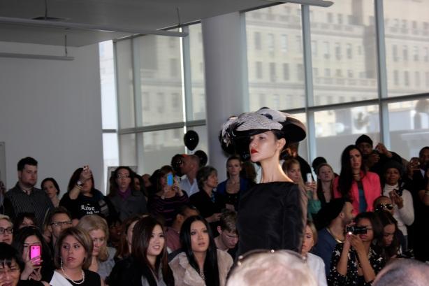 NY Fashion Week Fall 2012
