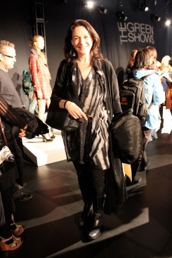 Sustainable Fashion Expert Consultant Carmen Artigas