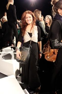 Afia Designer Meghan Sebold