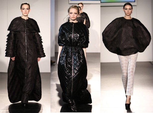 Megla M Fall 2012 Collection