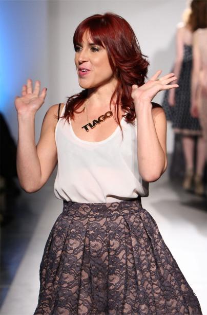 Rebeca Tiago Fall 2012 Designer