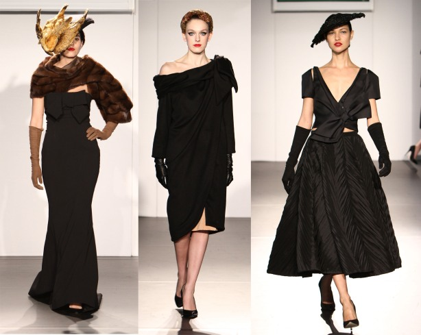 Vasslis Zoulias Fall 2012 Collection