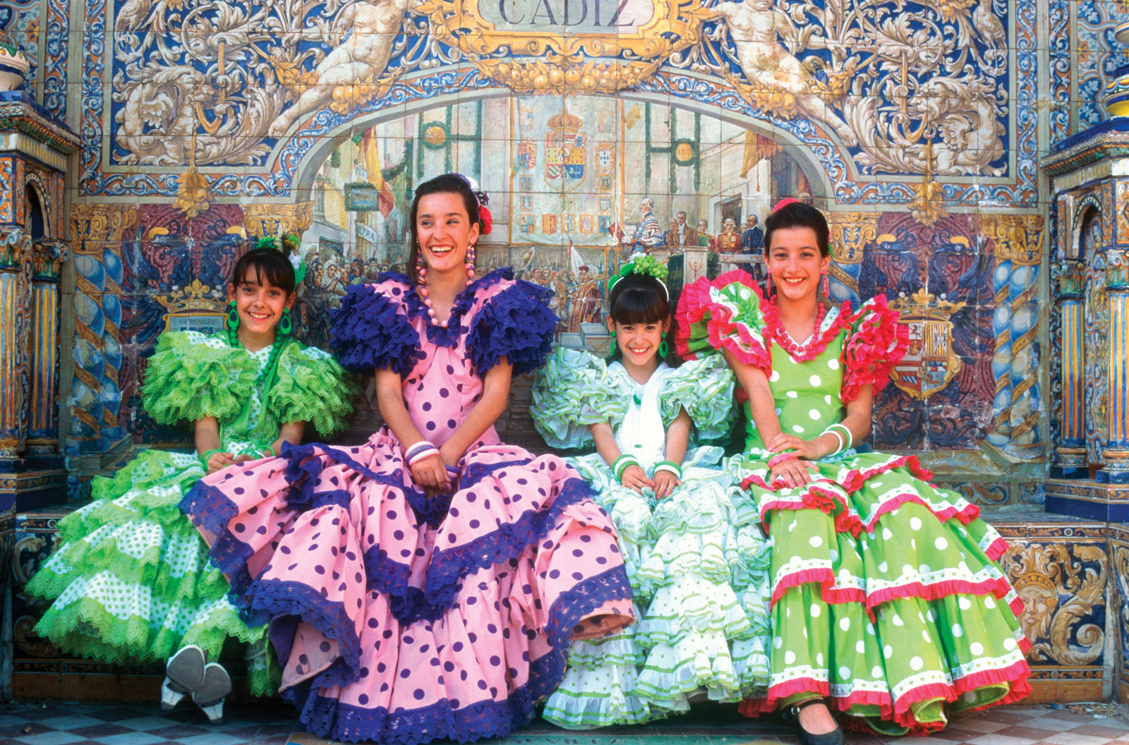 spain traditional clothes