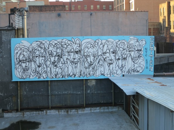 Art On The Highline Betten NYC 2012