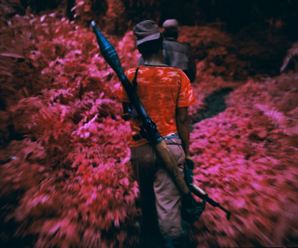 Richard Mosse Infra6