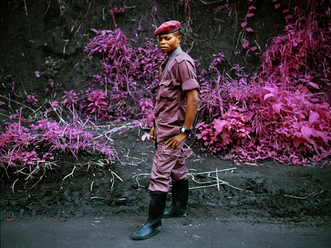Richard Mosse Infra8