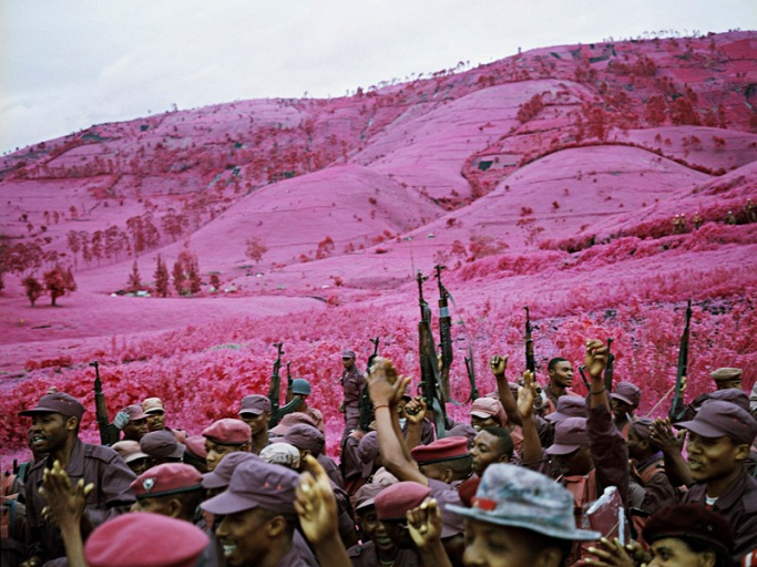 Richard Mosse Infra9
