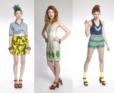 Afia Spring Summer 2012