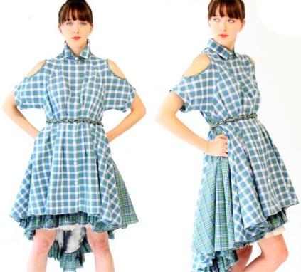DYI With IOU Contest Winner Study Dress Tara St-James