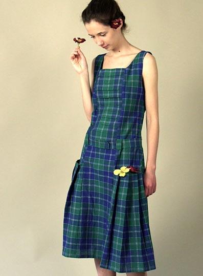 DYI With IOU Contest Winner Vyosna Dress