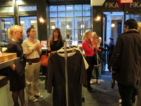 Elsa And Me Dress Launch Party At Fika