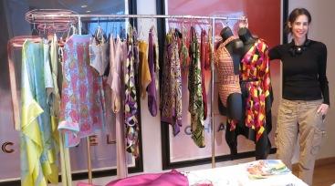 Elizabeth Kosich Swimwear Designer Studio Spring 2012 Collection