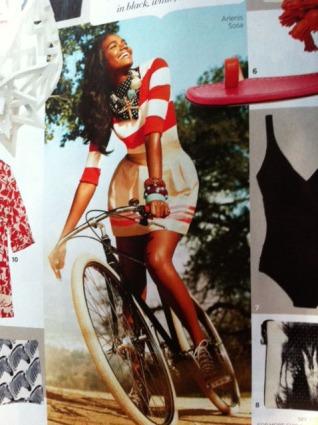 Harpers Bazaar May 2012