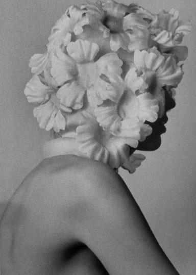 Daisy Decorated Hat Jean Barthet Paris 1967