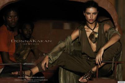 Donna Karan Haiti Spring Summer Ad 2012 Too Tan