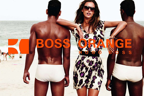 Hugo Boss Orange Spring Summer 2012 Ad Too Tan