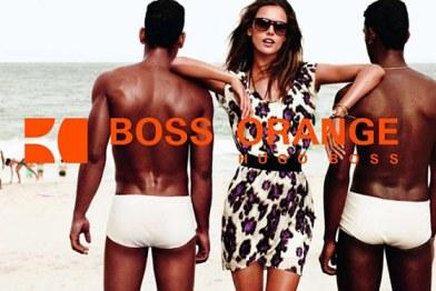 Hugo Boss Orange Spring Summer 2012 Ad Too Tan