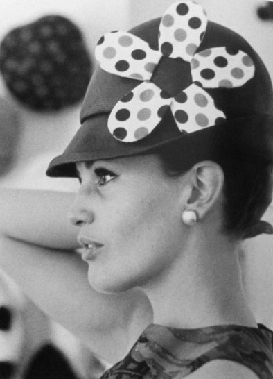 James Wedge Hat London 1964