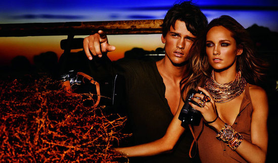 Michael Kors Spring Summer 2012 Ad Too Tan