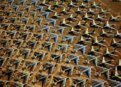 Airplane Graveyard 4