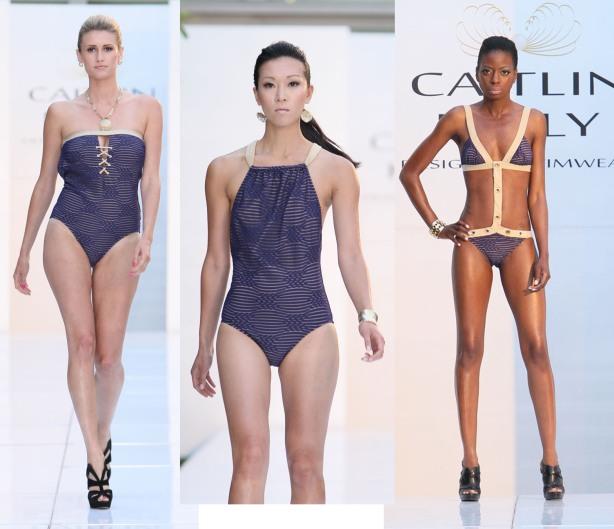 Caitlin Kelly Swimwear Fashion June 2012