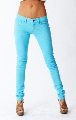 Reuse Jeans Light Blue Skinny Jeans