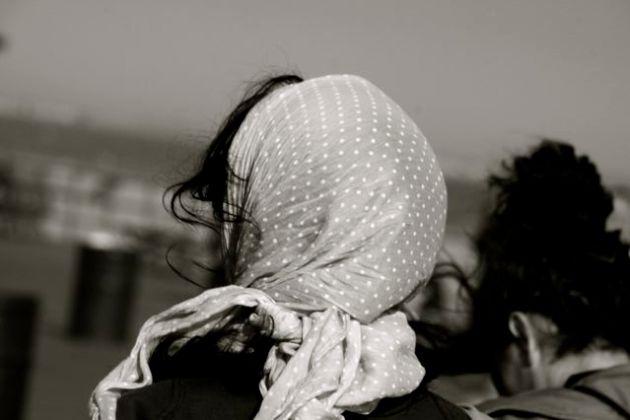 Alberto Pickers Pou Photo Head Wrap NYC