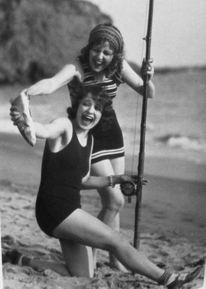 Bathing Suits Through The Decades 1928