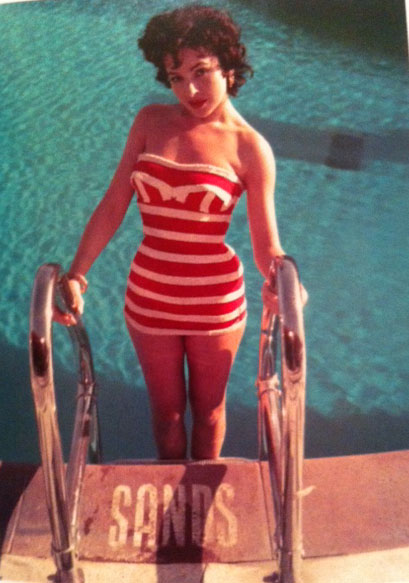 Bathing Suits Through The Decades 1954 Mara Lane