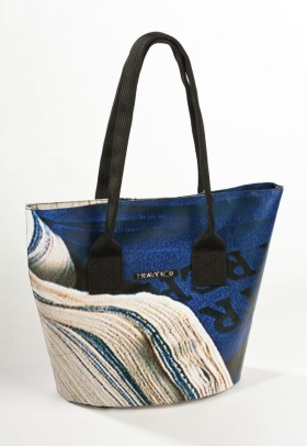 Heavy Eco Recycled Billboard Tote Bag