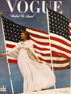 Vogue Vintage Fourth Of July