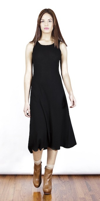 Natalia Allen Essentialist Sleeveless Seamless Dress
