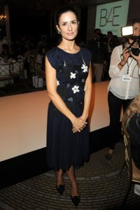 Fashion For Development Livia Firth First Ladies Luncheon