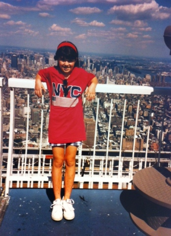 On Top Of The Twin Towers2