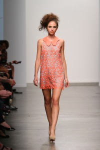 New York Fashion Week Spring 2013 Angelys Balek