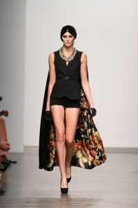 New York Fashion Week Spring 2013 M.N. Aloush