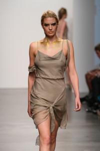 New York Fashion Week Spring 2013 Pamela Gonzales