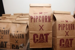 Cat Launch Party Pipcorn