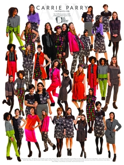Carrie Parry Poster Fall 2012
