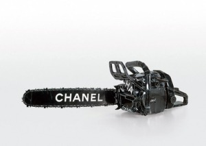 Tom Sachs Chanel Chainsaw 1996