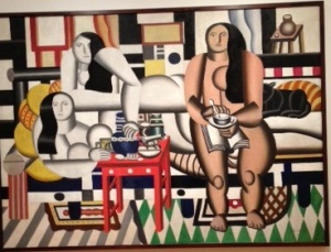 Fernand Leger Three Women 1921-22