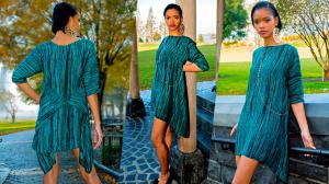Tabitha Just Lesha Mini Dress
