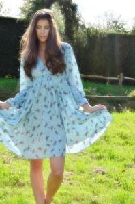 Minna Butterfly Dress