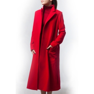 Nuomi Red Coat