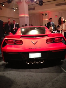 2014 Seventh Generation Corvette