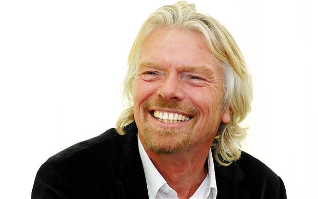 Richard Branson Carbon War Room