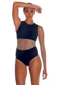 Curlee Bikini Front
