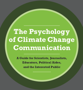 Psychology Of Climate Change Communication