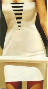 Stripes Tube Dress